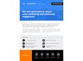 Casper Noise - Internal Noise Management Tool for Airports - Brochure