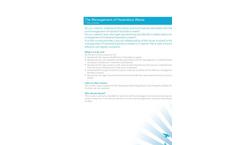 The Management of Hazardous Waste – Brochure