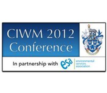 CIWM Conference 2012