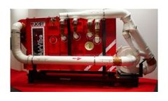 JOEST - Model AirVibe 2 - Vibrating Air Separator