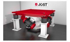 JOST - Multi Dimensional Compaction Table Vector