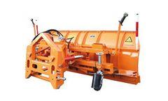 Kahlbacher - Model HES-E - Elastic Snow Plough