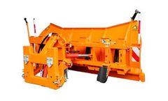 Kahlbacher - Model VAMPIR Pro - Elastic Snow Plough