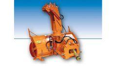 Kahlbacher - Model KFS 650 - Rotary Snow Blowers
