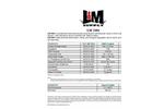 LM 2404 - High Tenacity Polypropylene Yarns - Datasheet