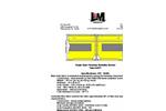 Tough Guy - Type 3 - Floating Turbidty Barriers - Spec Sheet