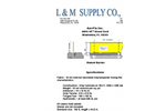 Tough Guy - Staked Turbidity Barriers - Datasheet