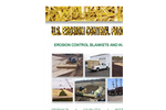 US Erosion Control Products - Brochure