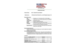 US-2S - Double Net Straw Blanket - Specifications