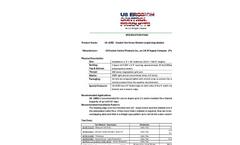 US-2SRD - Double Net Straw Blanket - Specifications