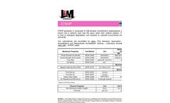 L & M - Model LM 370 HP - High-Performance / High Strength Geotextiles - Datasheet