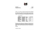L & M - Model 3.5oz - Superior Landscape Fabric Commercial Rolls - Specification