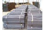 L & M - Model CMC T-Posts - Metal for Standard Studded Silt Fence