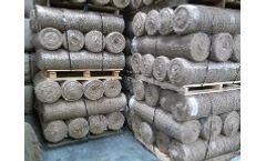 L & M - Jute Mesh Rolls (Soil Saver)