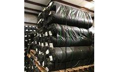 L & M - Model 4.8oz - Restrictor Heavy Duty Woven Needle-punch Landscape Fabric Sold in 250` Commercial Rolls