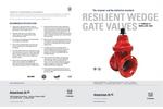 2`-12` Resilient Wedge Gate Valve Brochure