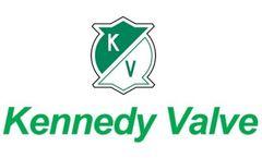 Kennedy - Model Series 1106 - 2` – 12` AWWA Check Valves