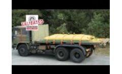 Flexible Transport Tank - Video