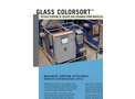 ColorSort - Glass Lasting Machines Brochure