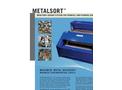 MetalSort - - Metal Sorting Equipment Brochure