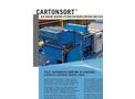 CartonSort - Nir Sensor Sorting System Brochure