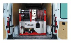 IBOS Hydrojet - High Pressure Device Cleaning Machines