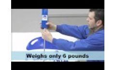 IBC Tote Mixer, Blending & Agitating - Pulsair Systems - Video