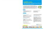 Web Communication and Monitoring Software-AQWEB Series - Brochure