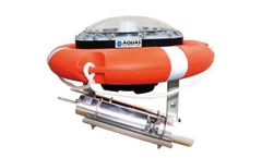 Aquas - Model ARK Series - Water Quality Monitoring Buoy