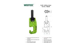 Webtool - SL135 - Softline Cutter - Brochure