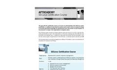 SECurus Certification Course