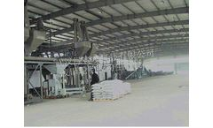 Hubei Waste Tire Recycling Production Line