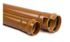 PVC Sewage Pipes