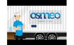 Osmeo Leachate to Water Treatment & Management Solution Video