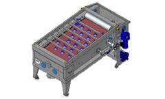 Omega - Model SD - Gravity Belt Thickener