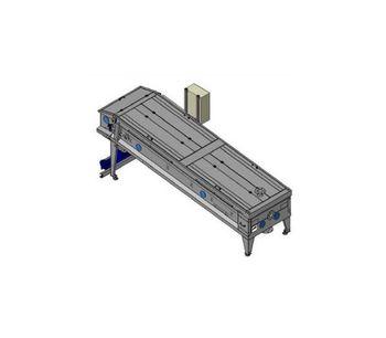 Omega - Model LD - Gravity Belt Thickener