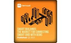 Smart Buildings: The Market for Connecting Smart Grid with BEMS 2013 to 2017