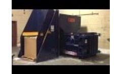 REI Vertical Tie Horizontal Baler - Video