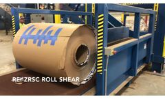 REI-ZR SC Roll Shear - Video