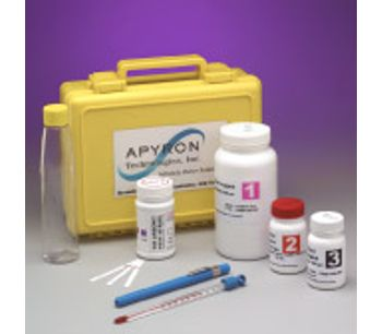 Apyron - Arsenic Test Kit