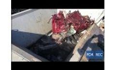 Metal Scraps Treatment - FX5000 - up to 15 ton/h - Video