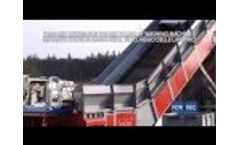 Multi-Crushers (LC) for the Recycling of Washing Machines - Forrec Recycling - Video