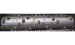 Forrec - Model SR1500 - Single Shaft Grinder