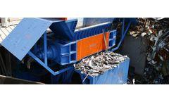 Forrec - Model FX 5000 - Hydraulic Rotary Shearing Machines