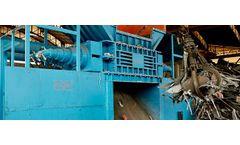 Forrec - Model FX 8000 - Hydraulic Rotary Shearing Machines