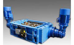 Forrec - Model LC 1300 - Electric Multi-Crushers