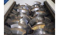 Forrec - Model LC 1500 - Electric Multi-Crushers
