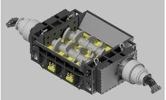 Forrec - Model FR1000 - Multi Chrusher