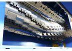 Forrec - Model X2580RF - Single Shaft Shredders Potentiated Refiners