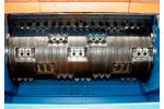 Forrec - Model MR 1500 - Single Shaft Shredders Potentiated